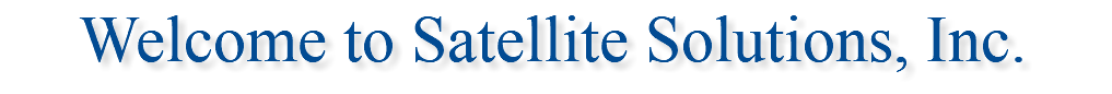 Welcome to Satellite Solutions, Inc.